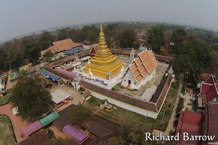 Wat Phra That Chae Hang