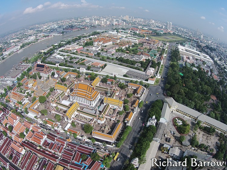 Wat Pho and the Grand Palace