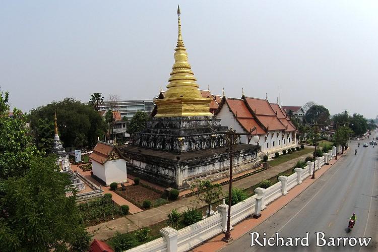 Wat Phrathat Chang Kham