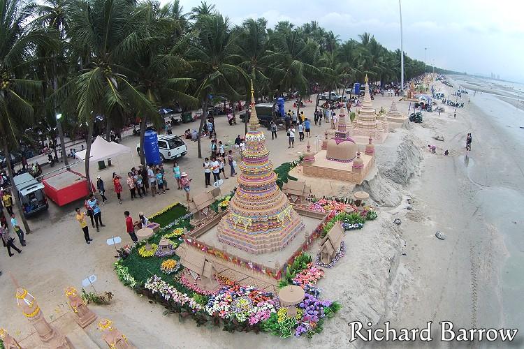Wan Lai Bangsaen Festival